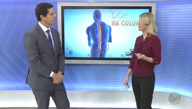 Neurocirurgião explica como maus hábitos e problemas de postura afetam a coluna