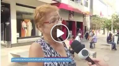 Dr. Adriano Scaff dá dicas de como prevenir problemas na coluna, na TV Record